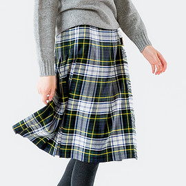O'NEIL OF DUBLIN - kilt skirt