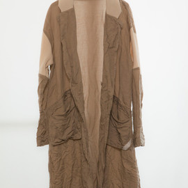 PHINGERIN - DAWNY GOWN (Brown)