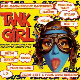 Various Artists - Tank Girl / Original Soundtrack