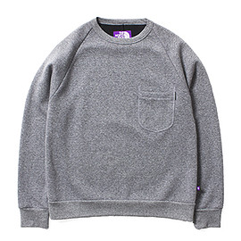 THE NORTH FACE PURPLE LABEL - COOLMAX® Mountain Crew Neck Sweat
