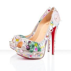 Christian Louboutin - Make Up Trash 150mm