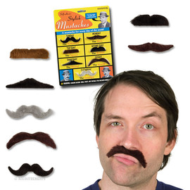 Accoutrements - Stylish Mustaches