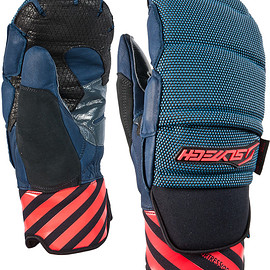 slytech - FORTRESS RACE MITTS MIDNIGHT
