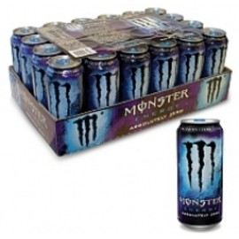 Monster Energy - Monster Absolutely Zero Energy Drink