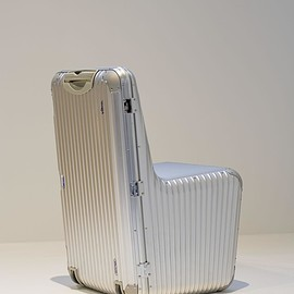 Vitra, 深澤直人, Rimowa - Chair