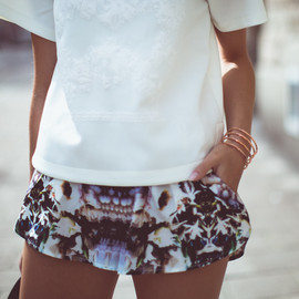Finders Keepers - Finders Keepers Walk Home Shorts