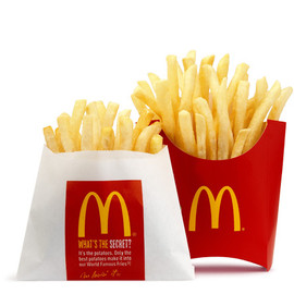 McDonald's - World Famous Fries