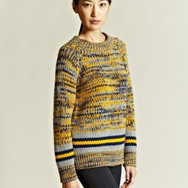 Jil Sander - Multi Yarn Knit Jumper