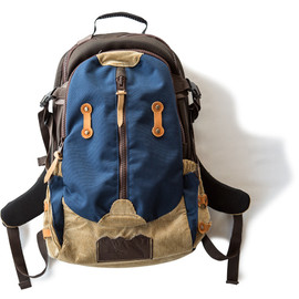 open your eyes - Travel Back Pack Multi