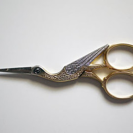 DOVO - White Stork Scissors