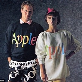 Apple - Apple Clothing Line