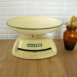 Bathroom Scale- Rubberwood