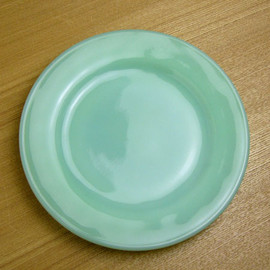 Fire King - Jadeite RW Salad Plate