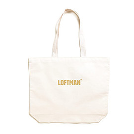 LOFTMAN EQ - LOFTMAN Canvas Tote-Beige