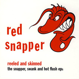 Red Snapper - Reeled and Skinned
