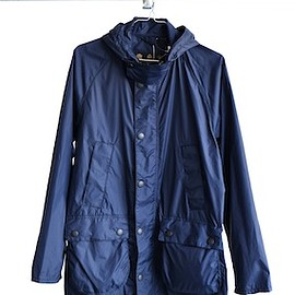Barbour - HOODED SL BEDALE NYLON