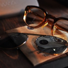 OLIVER PEOPLES for TAKAHIROMIYASHITA The SoloIst. - S.0142.