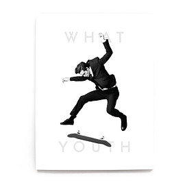 WHAT YOUTH MAGAZINE - The Dylan Rieder ISSUE 16