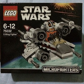 LEGO - Star Wars X-Wing Fighter