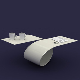 Baita Design - Loop Coffee Table