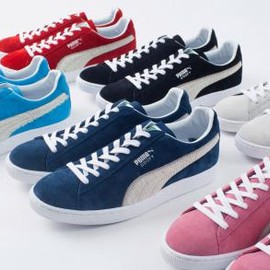 PUMA - RON HERMAN × PUMA SUEDE 6COLORS