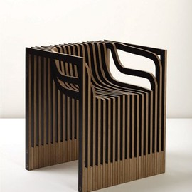 Julian Mayor - Impression Chair
