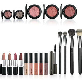 Mac Cosmetics - Magnetic Nude Collection Winter/Spring 2014