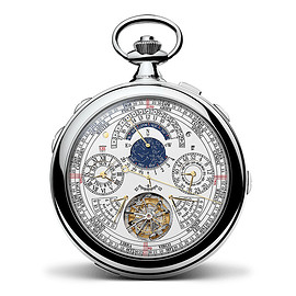 Patrimony Traditionnelle date self-winding