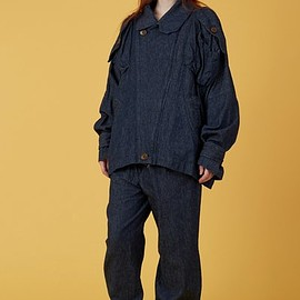 Vivienne Westwood Worlds End, OPENING CEREMONY - Denim Jacket