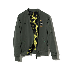F.C.R.B. - SDLN REVBL WARM UP JACKET