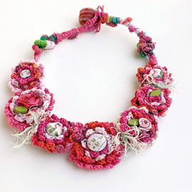 rRradionica - Colorful handmade necklace