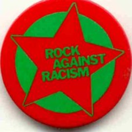 Rock Against Racism バッジ