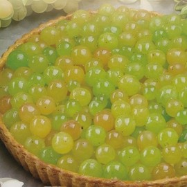 Quil Fait Bon - Honney Seedless Grape Tart