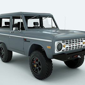 FORD - BRONCO | REMADE by ICON
