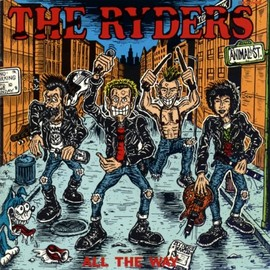 The RYDERS - ALL THE WAY