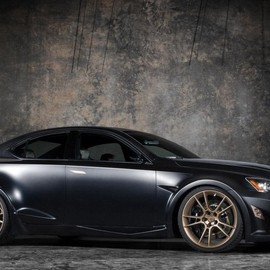 Lexus - Project IS-F by Five Axis