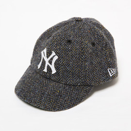 Harris Tweed x New Era - 8-Panel BB Cap Classic