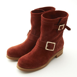 Jimmy Choo - Suede Boots