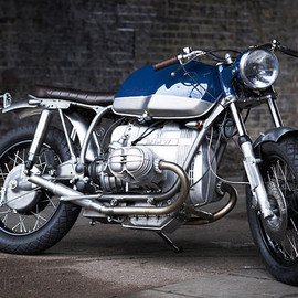 Untitled Motorcycles - BMW R100 RT