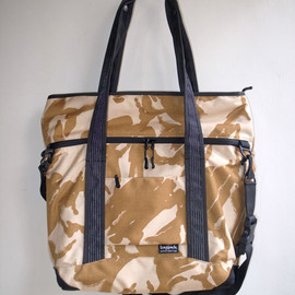 bagjack, softs - nxl 2face tote – larger than usual