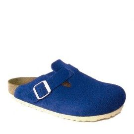 BIRKENSTOCK -  BOSTON VL LAPIS BLUE 2012SS(10周年記念モデル)