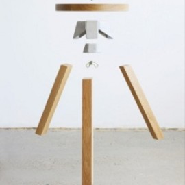 Henry Wilson - A3-joint mini, stool