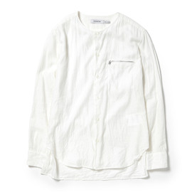 nonnative - DRIVER SHIRT - COTTON 80 SATIN