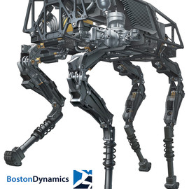 Boston Dynamics - Big Dog