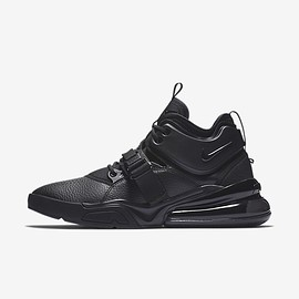 NIKE - Air Force 270 - Black/Black/Black