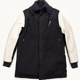 White Mountaineering - Stadium Coat
