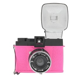 Lomography - Diana F+ Mr. Pink