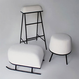 outofstock - Winter Arrives Stools