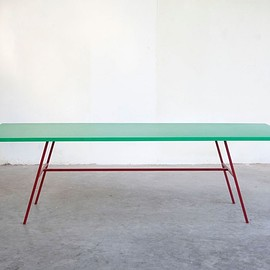 Muller van Severen - long table, 2013