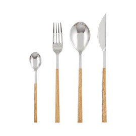 ZARA HOME - BROWN CUTLERY